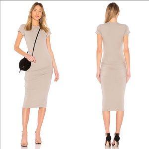 James Perse x Revolve Classic Skinny Dress (3/L)